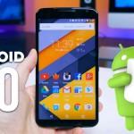 10 características de Android 6.0 Marshmallow